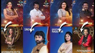 பிக் பாஸ் 3ல் யார் யாரைப்போல | Bigg Boss 3 Tamil Contestant Comparison Between BB3 Vs BB2 Vs BB 1