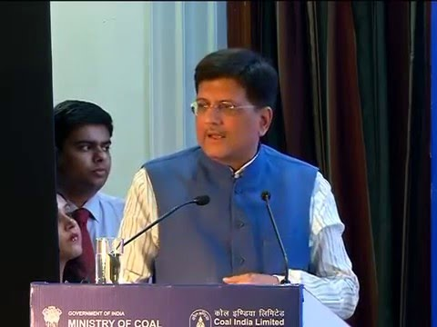 Speaking at the launch of Web portal on Coal Allocation & Monitoring System CAMS for Small Consumers