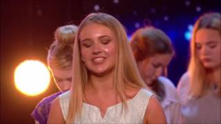 Angelica: Shy School Girls Bring The House To TEARS!! | Britain's Got Talent 2017