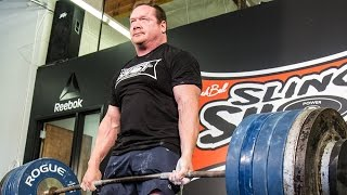 How to Conventional Deadlift, with Ed Coan