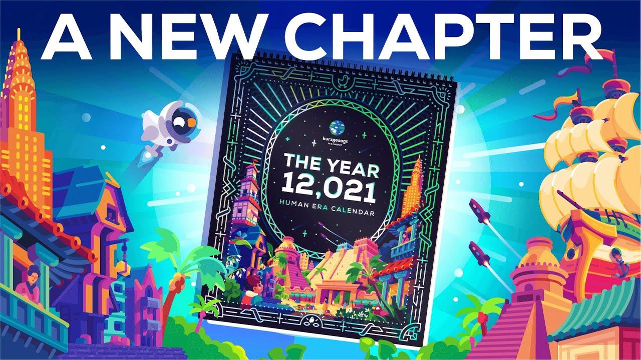 The 12,021 Human Era Calendar