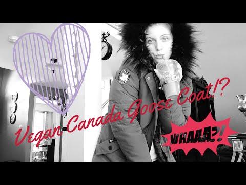 Vegan Canada Goose Coat ~ Review