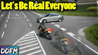"""""""Uneventful"""" Rides Like This 👆 Kill Motorcyclists - After The Ride 006 Clip"""
