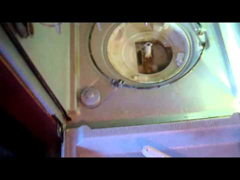 Frigidaire Gallery Dishwasher Cleaning video FGHD2465NB0A