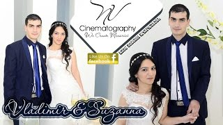 V+S Armenian Wedding Tbilisi, NV Cinematography ( Blackmagic Cinema Camera 2.5K )