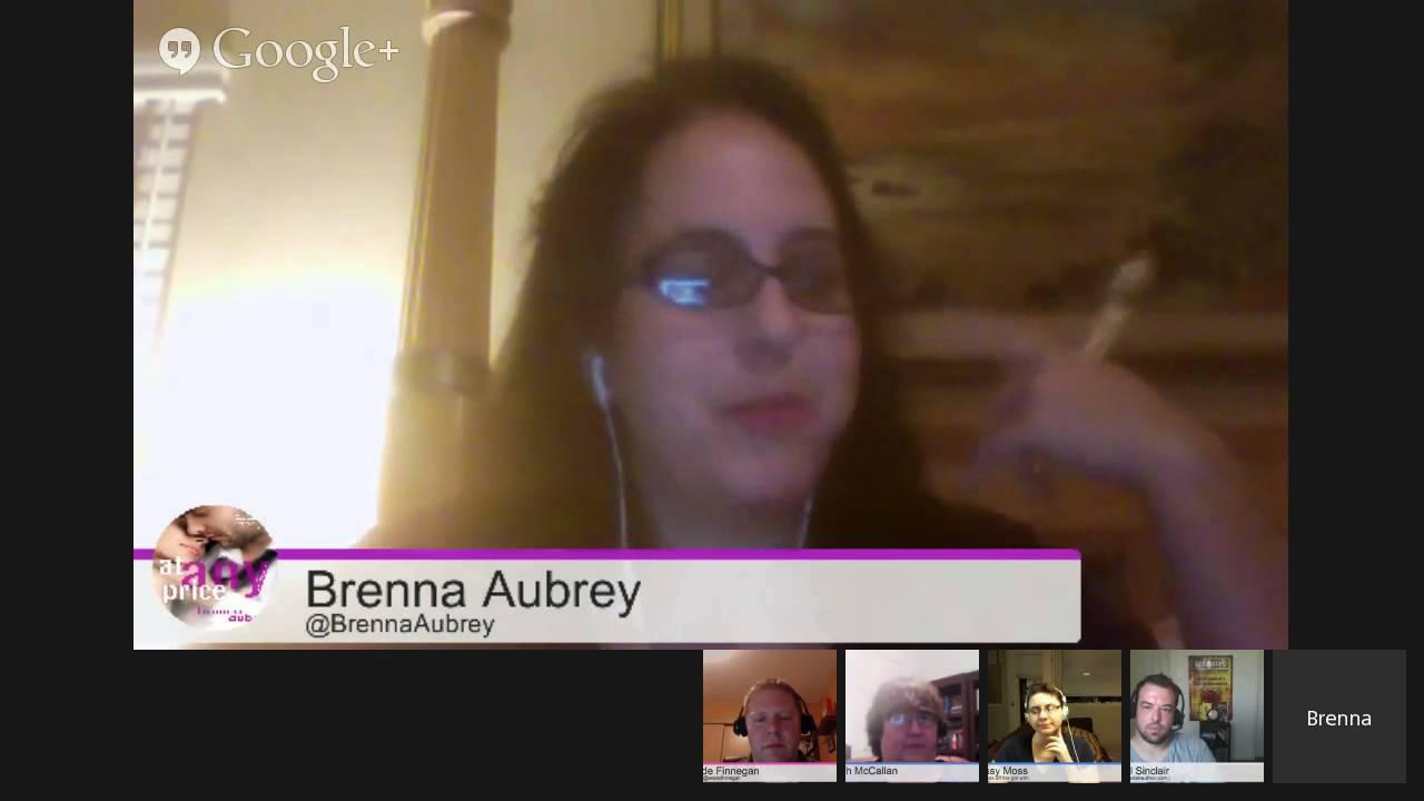 SPRT 029 with Brenna Aubrey & Book Launches   Self
