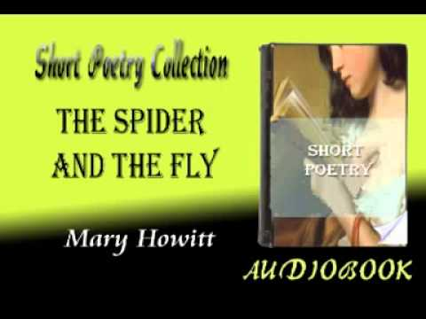 The Spider and the Fly Mary Howitt Audiobook Short Poetry