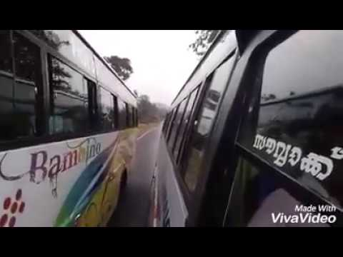 """A Selfie Video From Kerala Tourist Bus. REMYA""""s & BAMBINO Travels"""