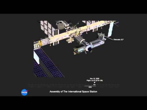 Как строили Международную космическую станцию