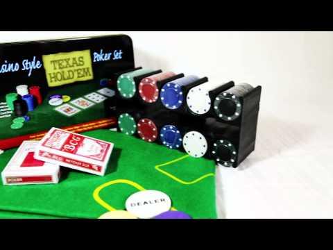 Набор для покера Holdem Light 200