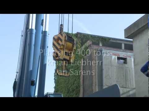 Sarens 400 ton