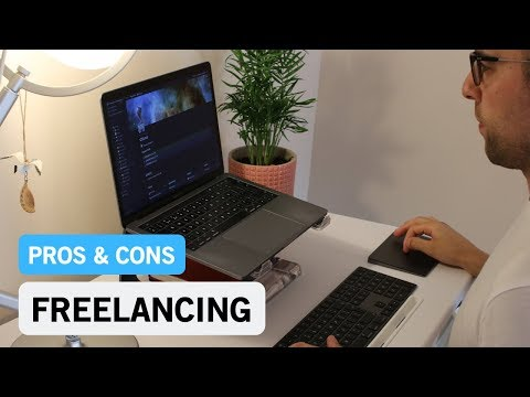 12 Pros & Cons of Freelance Work