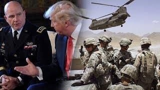 TT Trump loan báo kế hoạch mới, tăng quân ở Afghanistan