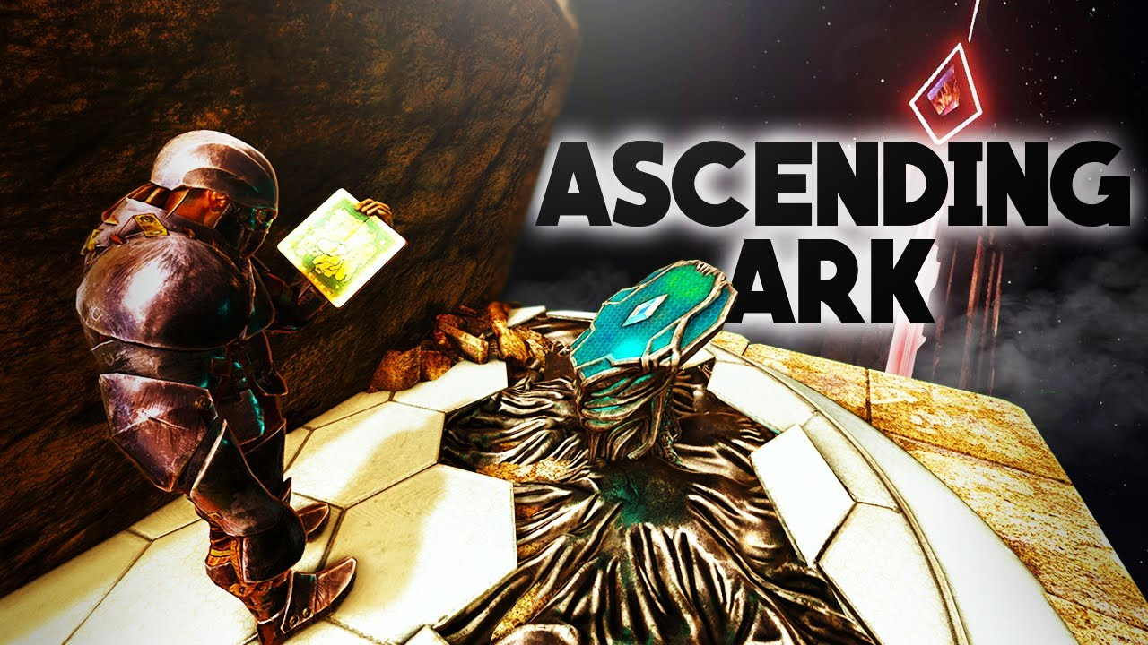 Solo ARK but STARTING STORY MODE! -  ASCENDING ARK Story Mode Gameplay  (Hardest Difficulty)