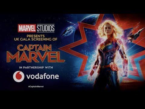 Play Captain Marvel UK Gala Highlights – Brie Larson, Samuel L. Jackson, Jude Law, Lashana Lynch