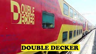 WAP7 Chennai Bangalore Double Decker Arakkonam
