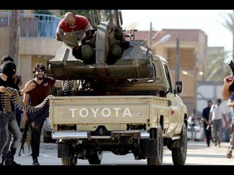 اتصال هاتفي| الجيش الليبي يسيطر على -مقر الإرهابيين- في درنة  - نشر قبل 6 ساعة