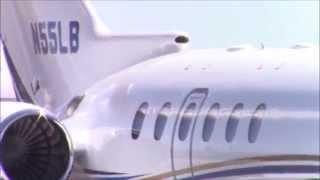 Hawker Beechcraft - Hawker 800 - Lisa Blue Baron
