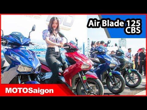 Giá Xe Honda Air Blade 125 CBS 2020 Ab150 Bản đặc Biệt Và Tiêu Chuẩn