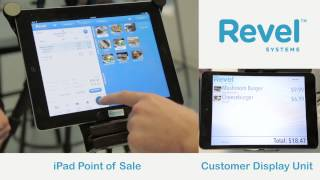 Http://www.bluebird-global.com this demo shows the customer display screen in action with revel's ipad pos.