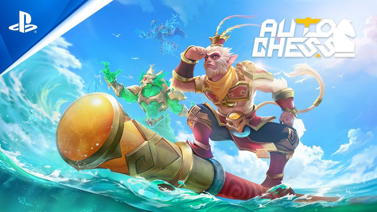 Auto Chess - latest content trailer