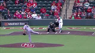 Kennesaw State vs Oklahoma Baseball Highlights - Mar. 17