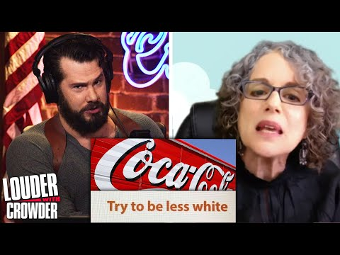 COKE GOES WOKE: Coca-Cola's Anti-White Training Video | Louder with Crowder