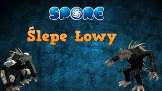 Let's play Spore 3#4 - Ślepe Łowy