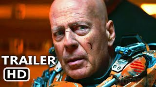 COSMIC SIN Official Trailer (2021) Bruce Willis, Frank Grillo Sci-Fi Movie HD