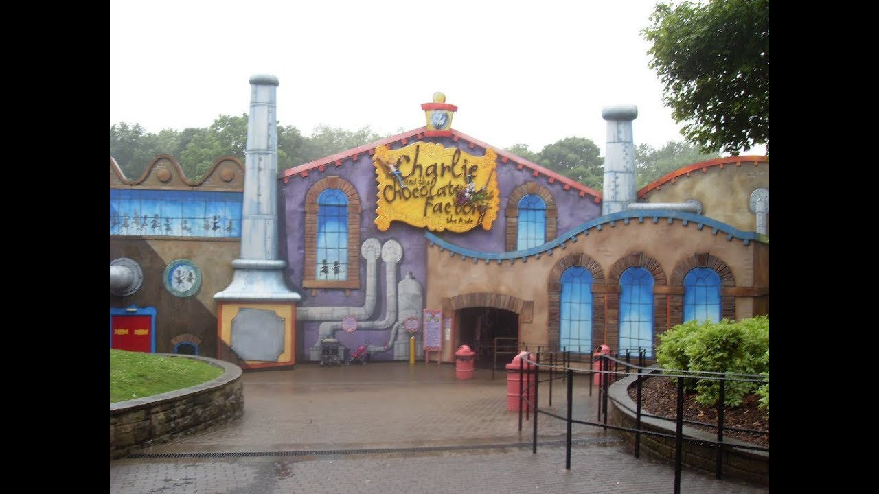 Charlie & the Chocolate Factory - Theme Song and POV - Alton ...