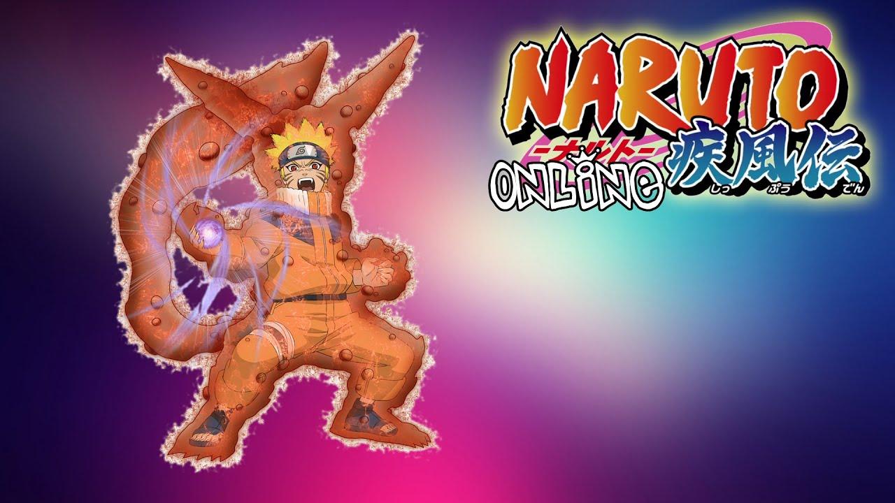 Naruto Online Jonin Medal Konoha Invasion Ending