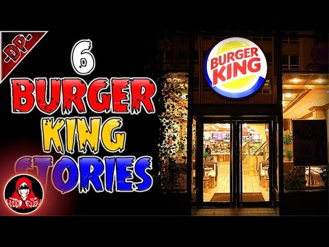 6 TRUE Burger King Scary Stories