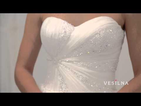 Свадебные платья VESILNA™ модель 2017