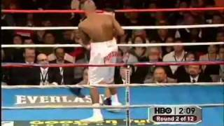 Carlos Quintana vs Paul Williams - 1/4
