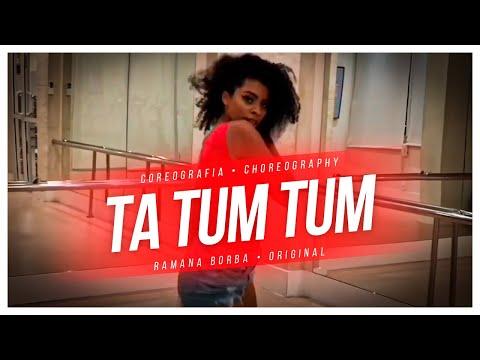 TA TUM TUM - Mc Kevinho feat Simone e Simaria  Coreografia Ramana Borba