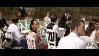 Видео свадьбы с использованием радио коптера
