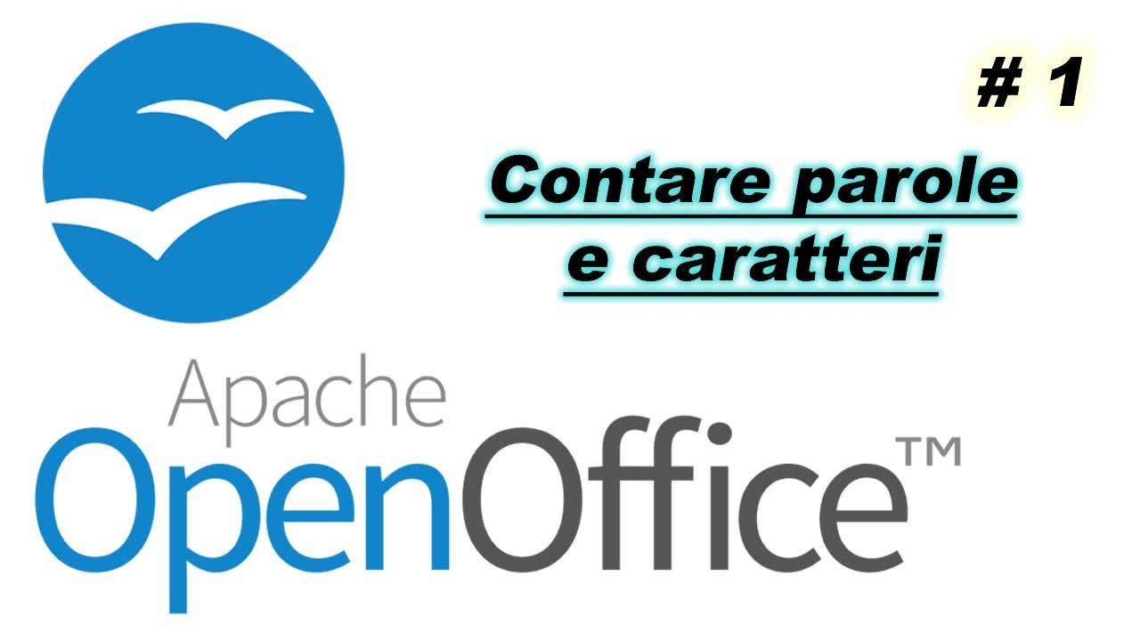 caratteri openoffice