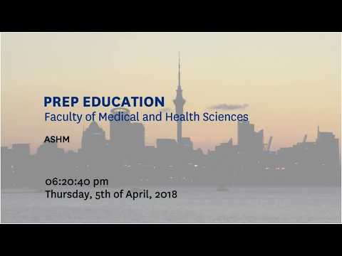 Goodfellow Unit Webinar: HIV PrEP update for primary care