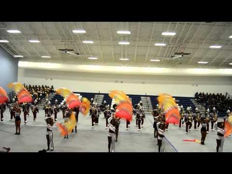 IC Norcom High School Band @ Bertie High School 2015