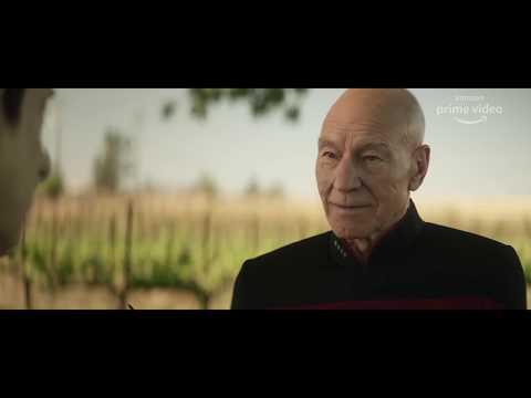 Star Trek Picard - Tráiler Oficial | Amazon Prime Video