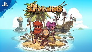 The Survivalists – Monkey See, Monkey Do! Trailer | PS4