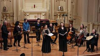 Claudin de Sermisy: Tant que vivray; Voices of Music (Leonardo da Vinci: a Musical Odyssey) 4K