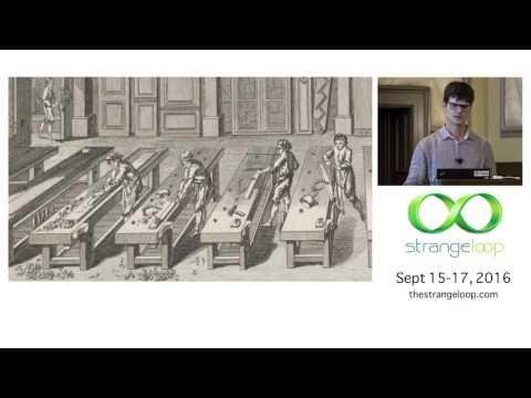 Knit, Chisel, Hack: Building Programs in Guile Scheme (Strange Loop 2016)
