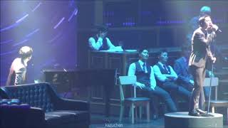 Download lagu 180318 EXO(엑소)-For Life(English ver) Do Solo ft. CHANYEOL(Full) @The EℓyXiOn in Bangkok Day3[fancam]