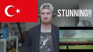 (STUNNING!!) Ottoman Turkish War Song Mehter // TURKISH HISTORICAL MUSIC REACTION