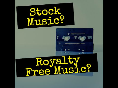 Royalty Free Music & Stock Music: What's the Difference