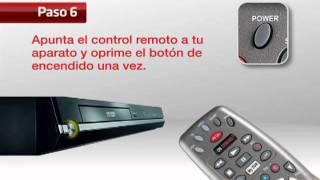 spanish how to program your xfinity custom 3 universal remote control