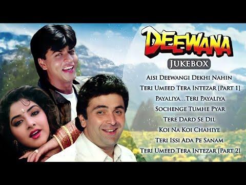 Download Deewana Audio Juckbox    Deewana All Songs    Full Songs From Deewana HD 420p