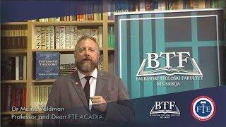 Dr Meine Veldman BTF & FTE - ACADIA