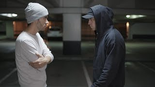 slim Shady vs. Eminem: Rap Battle